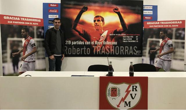 Roberto Trashorras