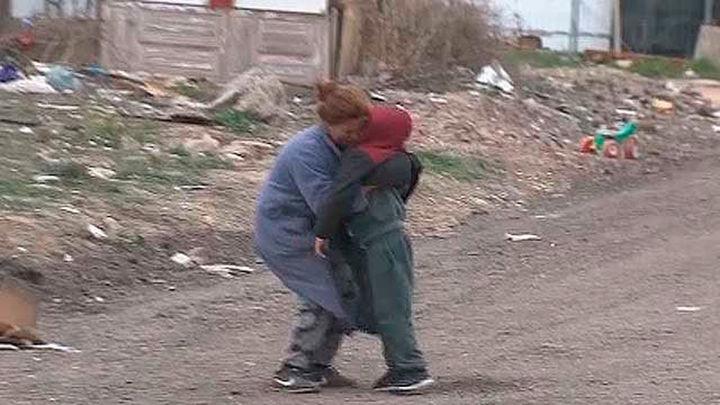 Casi uno de cada tres niños madrileños vive en riesgo de exclusión, según Unicef