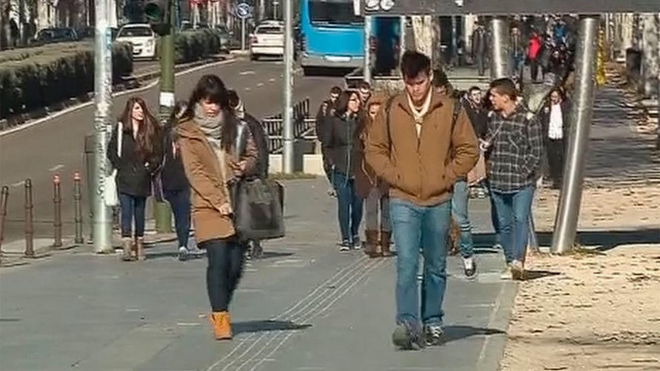 Los jóvenes, a la cola europea del desarrollo lastrados por el paro y la precariedad