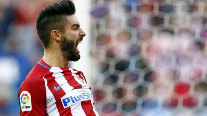 Carrasco negocia su salida del Atlético al fútbol chino