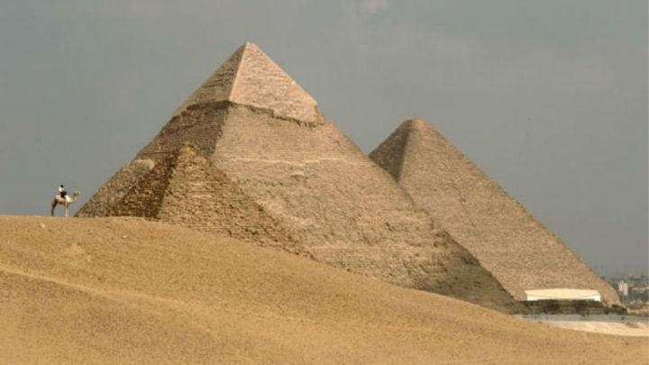 Encuentran una explicación al misterio de la alineación de las Pirámides de Giza