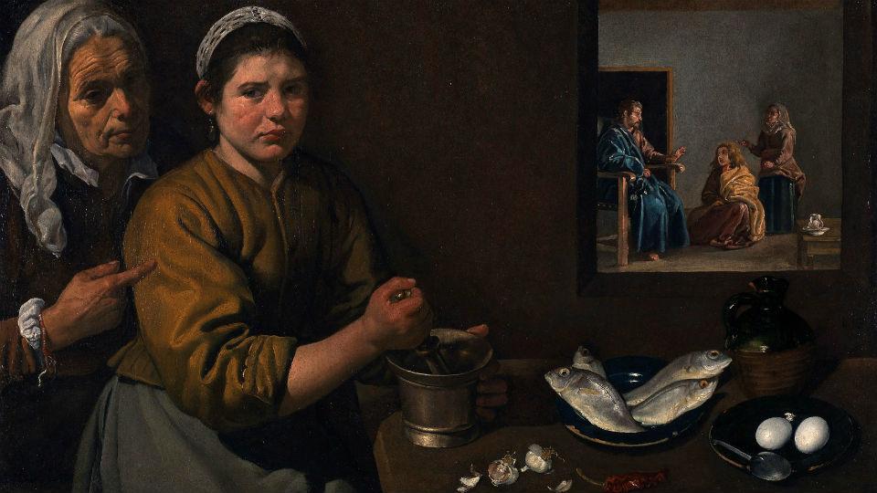 De Velázquez a Barceló, el bodegón español cobra vida en Bruselas