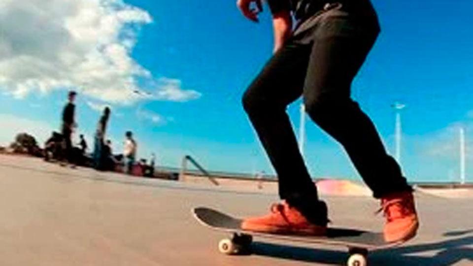 La comunidad skater de Madrid contra la prohibición del uso del monopatín en la calle