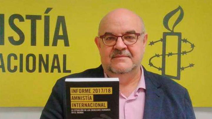 Amnistía Internacional : Alzar la voz en España, incluso en redes, se ha vuelto peligroso