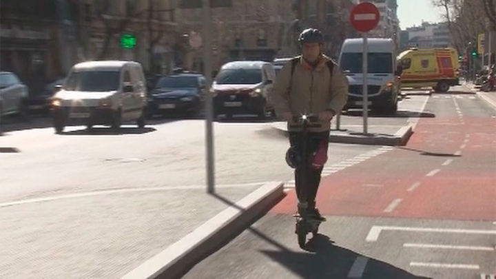 Los vecinos de Chamberí votan por eliminar el carril bici de Santa Engracia