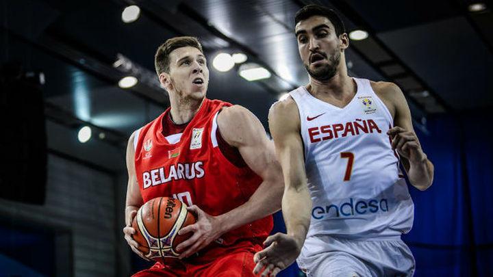 82-84. España gana a Bielorrusia y encarrila el camino a China