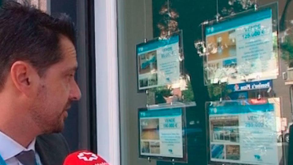 Se multiplican las agencias inmobiliarias en Madrid y crecen un 30%