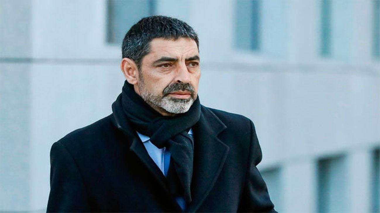 La jueza Lamela deja en libertad a Trapero