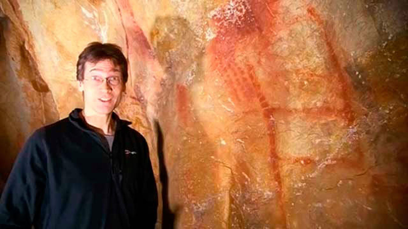 Los neandertales pintaron en España el primer arte rupestre del mundo