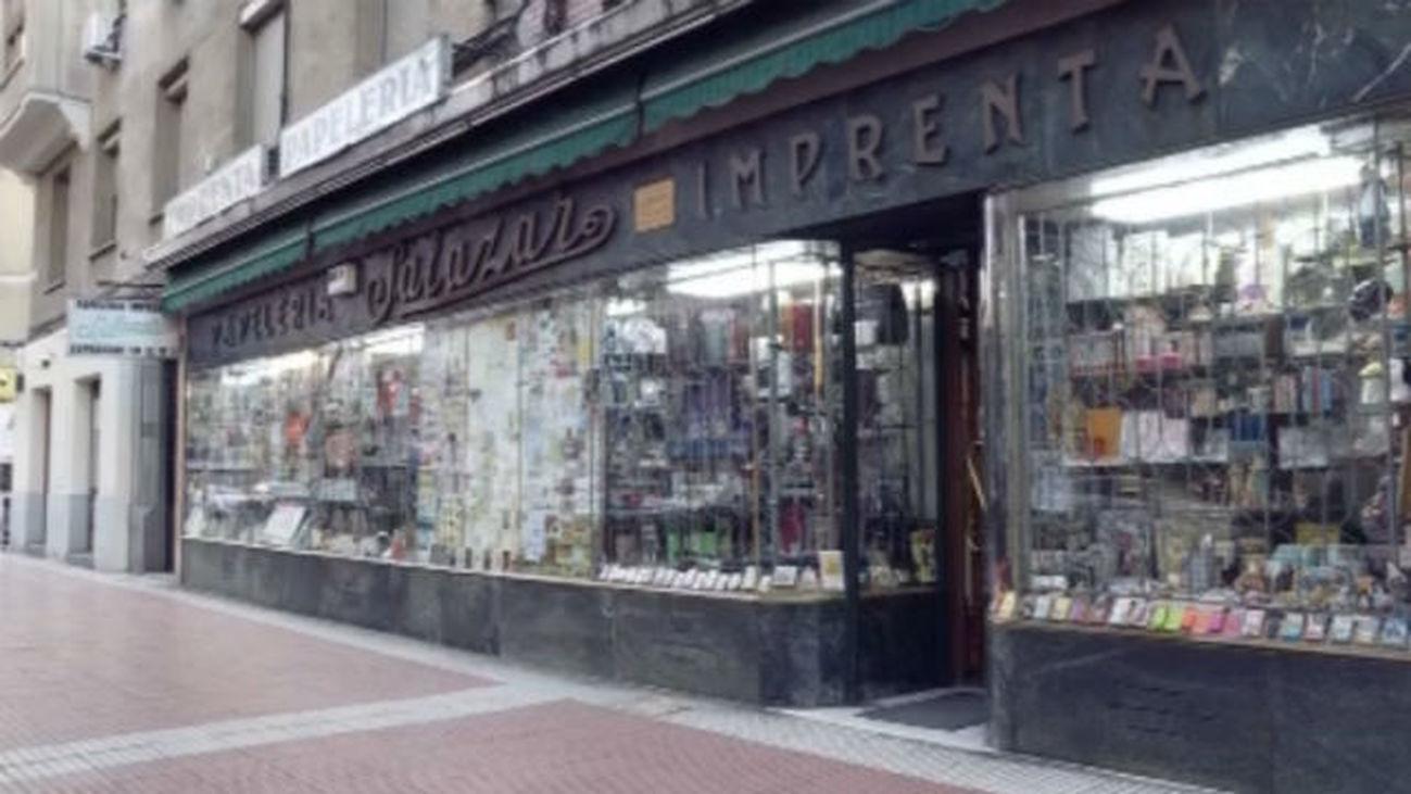 Conocemos la papelería más antigua de Madrid