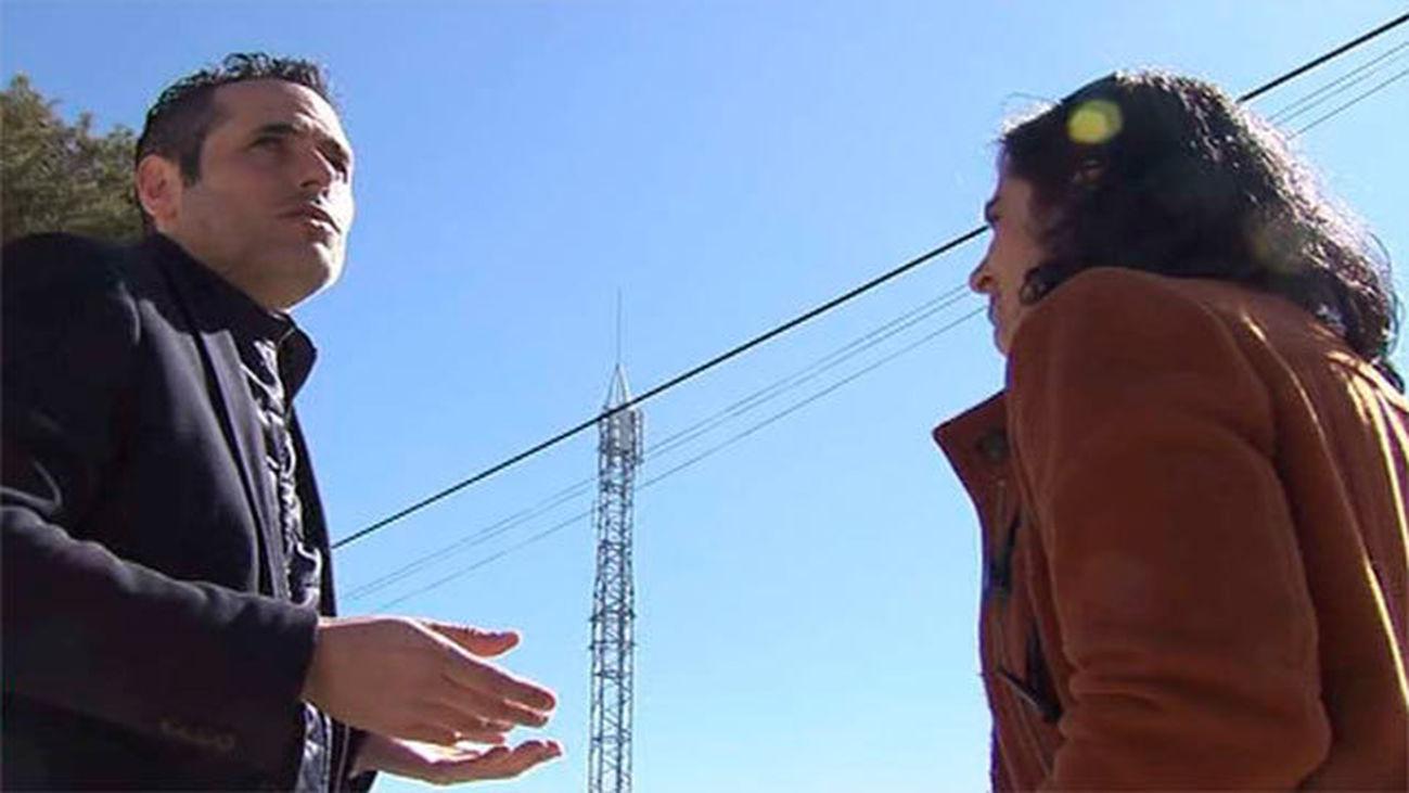 Griñón, preocupados por una antena de telefonía