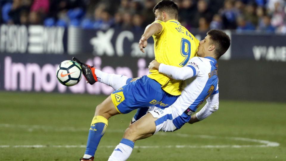 0-0: Leganés y Las Palmas empatan pero ganan confianza