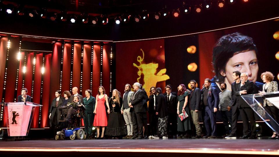 """La película rumana """"Touch me not"""", Oso de Oro de la Berlinale"""