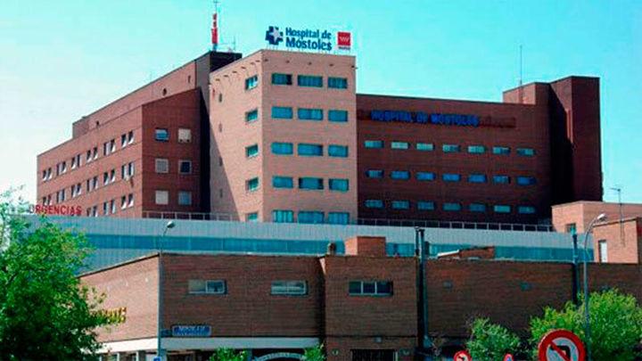 Crecen los ingresos por Covid en el Hospital de Móstoles