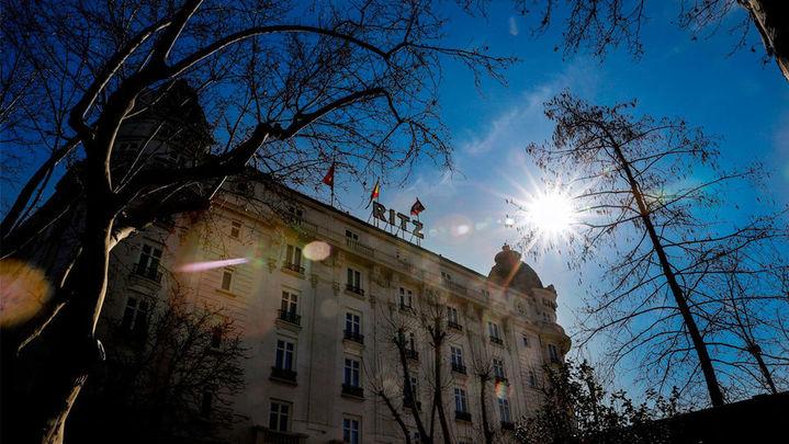 El hotel Ritz remodelado reabrirá sus puertas en verano