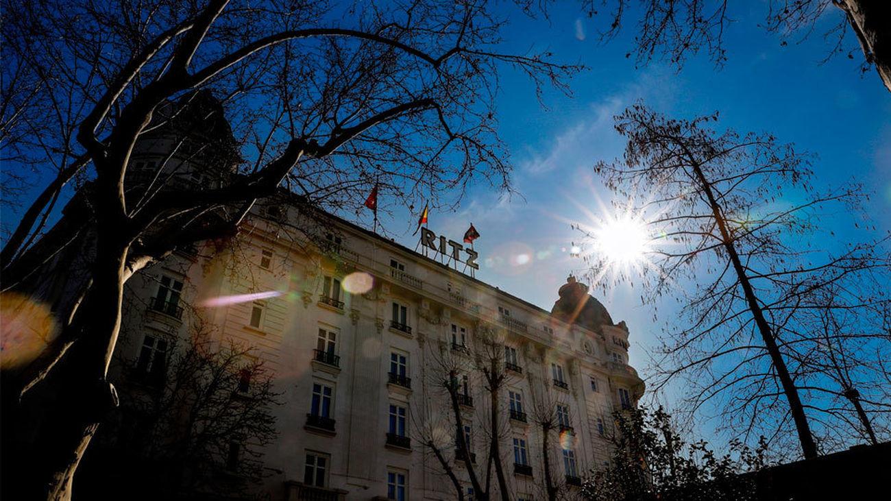 El hotel Ritz cierra sus puertas