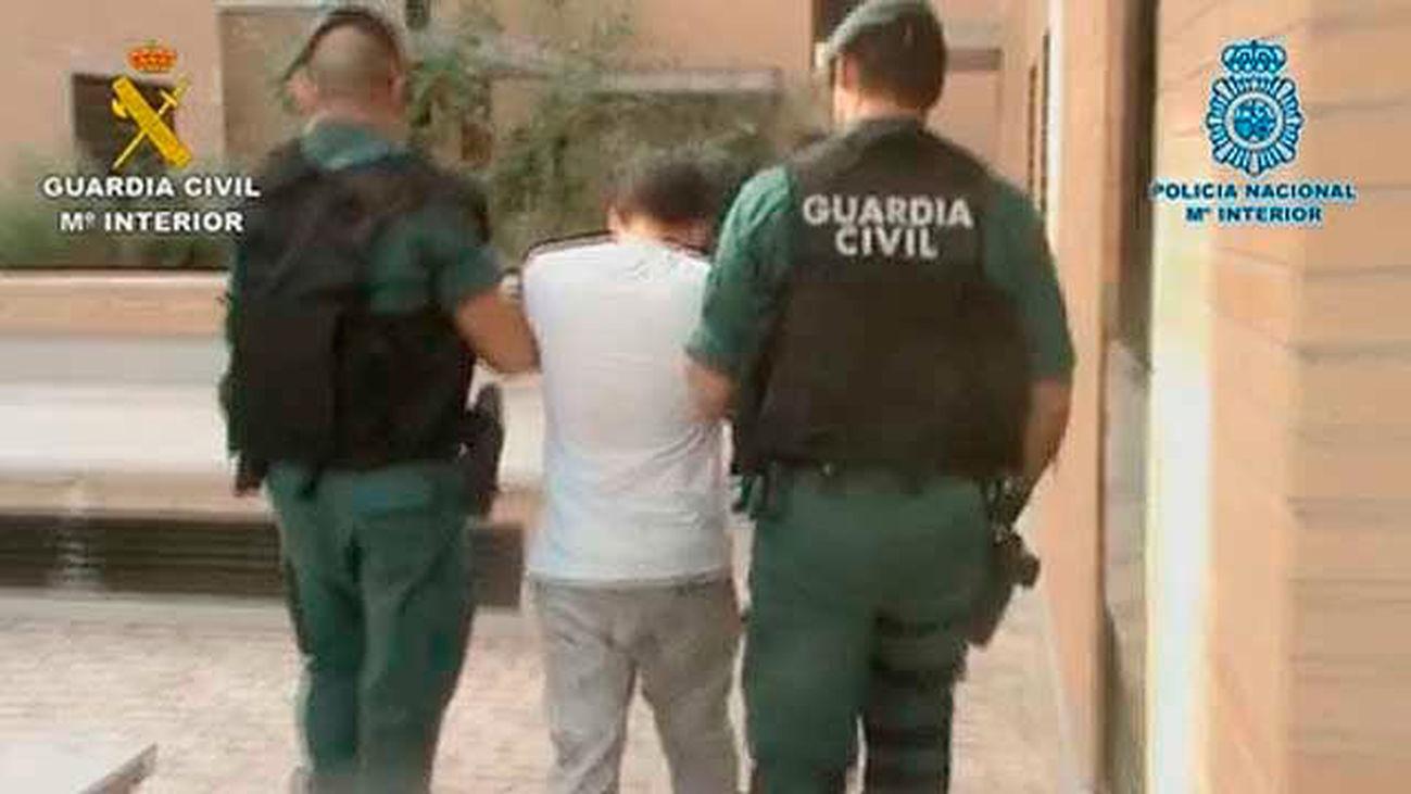 """Detenido """"El Niño Juan"""" en una operación contra los robos de vehículos"""
