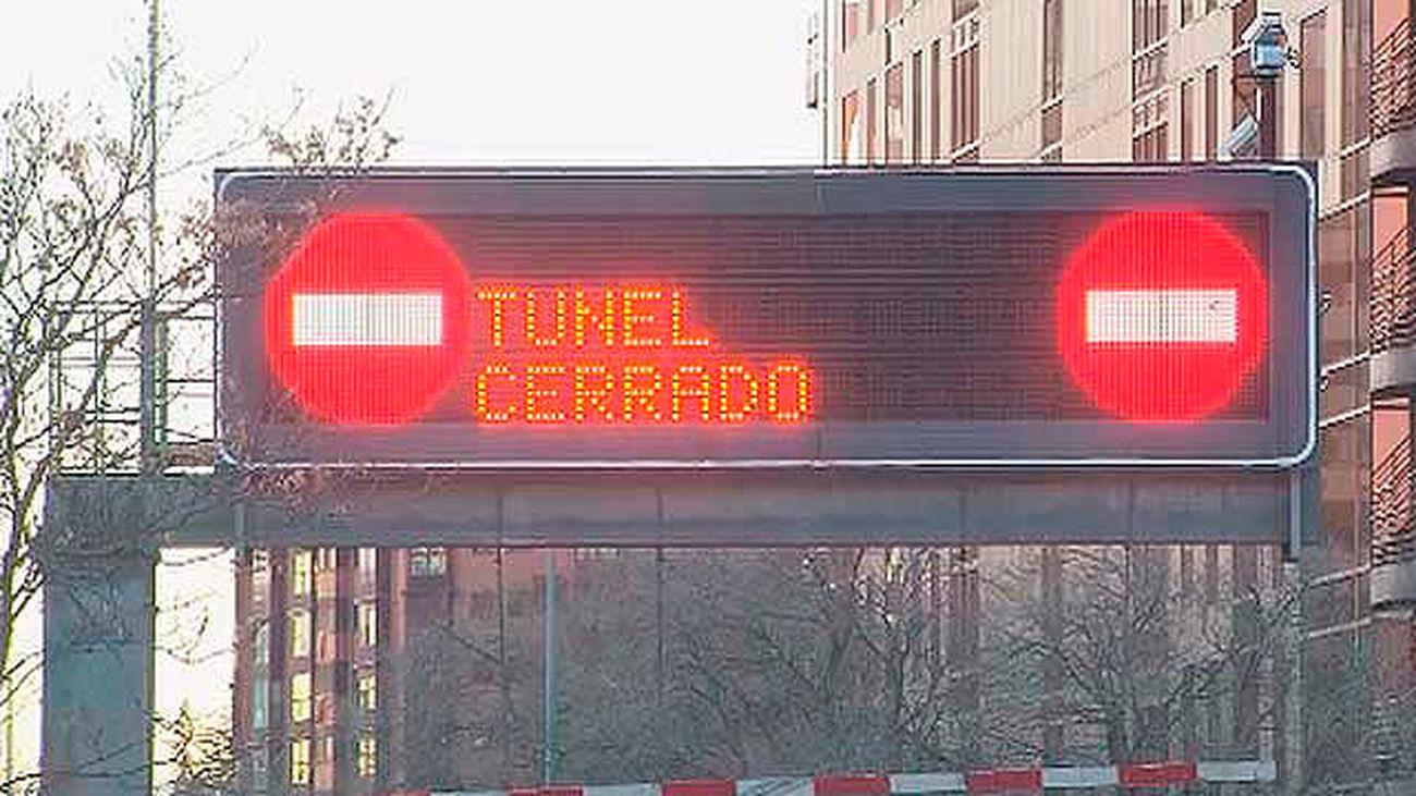 El Ayuntamiento de Madrid anuncia cierres en varios túneles por obras