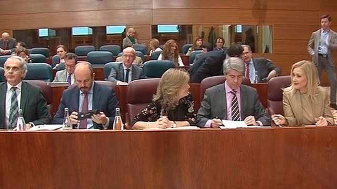 La reforma del Estatuto de Autonomía planteada por Cifuentes sigue adelante