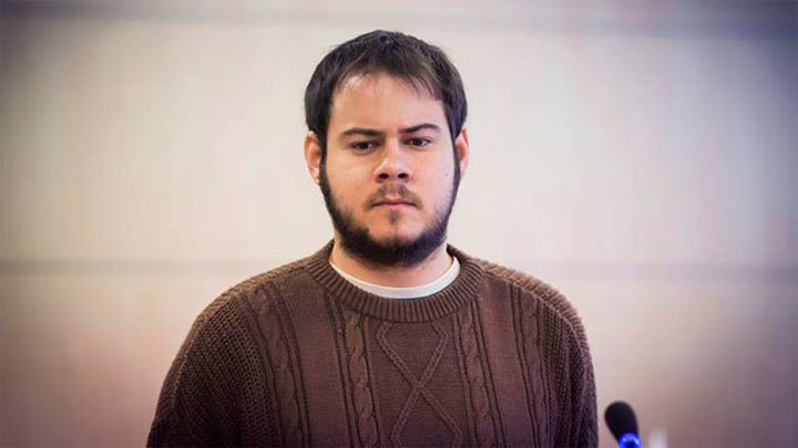 Detenido el rapero Pablo Hasel por una orden de busca y captura