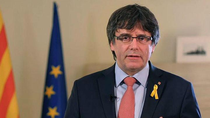 La Fiscalía pide a Interior que plantee a Suiza si extraditará a Puigdemont