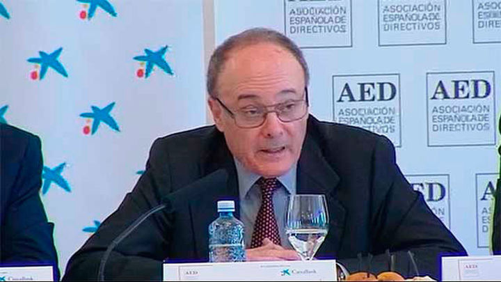 """Linde: """"Muchos jubilados españoles tienen casa propia y eso mejora la pensión"""""""