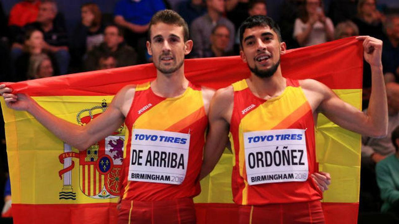 Gerardo Cebrián analiza las opciones españolas en el Europeo de atletismo