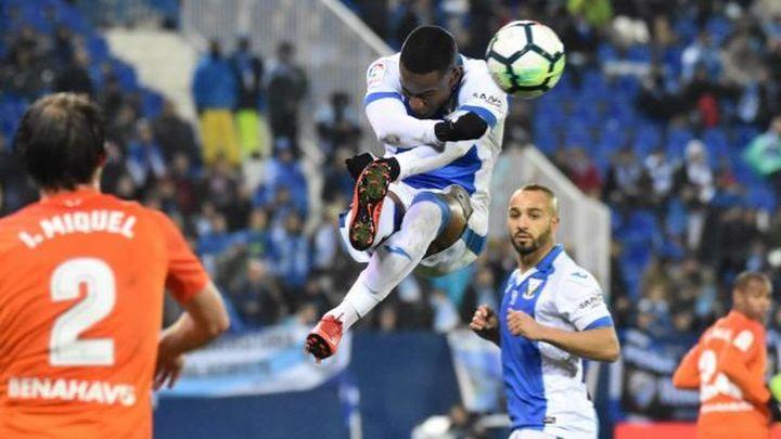 2-0. El Leganés huye del peligro y hunde más al Málaga