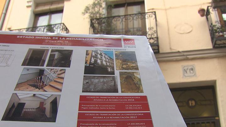 Casi 7 millones para rehabilitar 600 viviendas en San Lorenzo de El Escorial, Los Molinos y Los Olmos