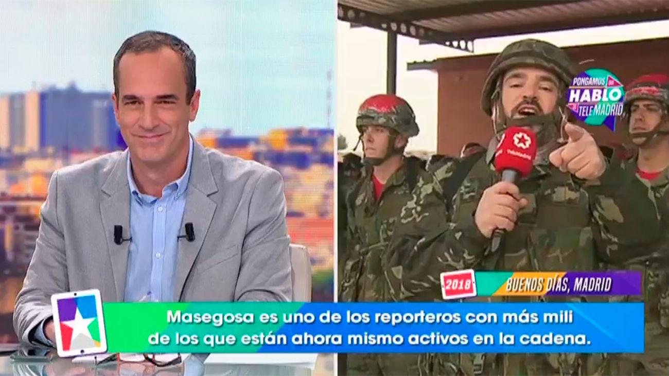 """Pongamos que hablo de TM24: """"Reporteros que dan mucha guerra"""""""