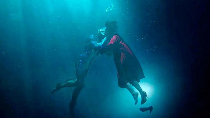 Guillermo del Toro y 'Tres anuncios', favoritos a los Óscar
