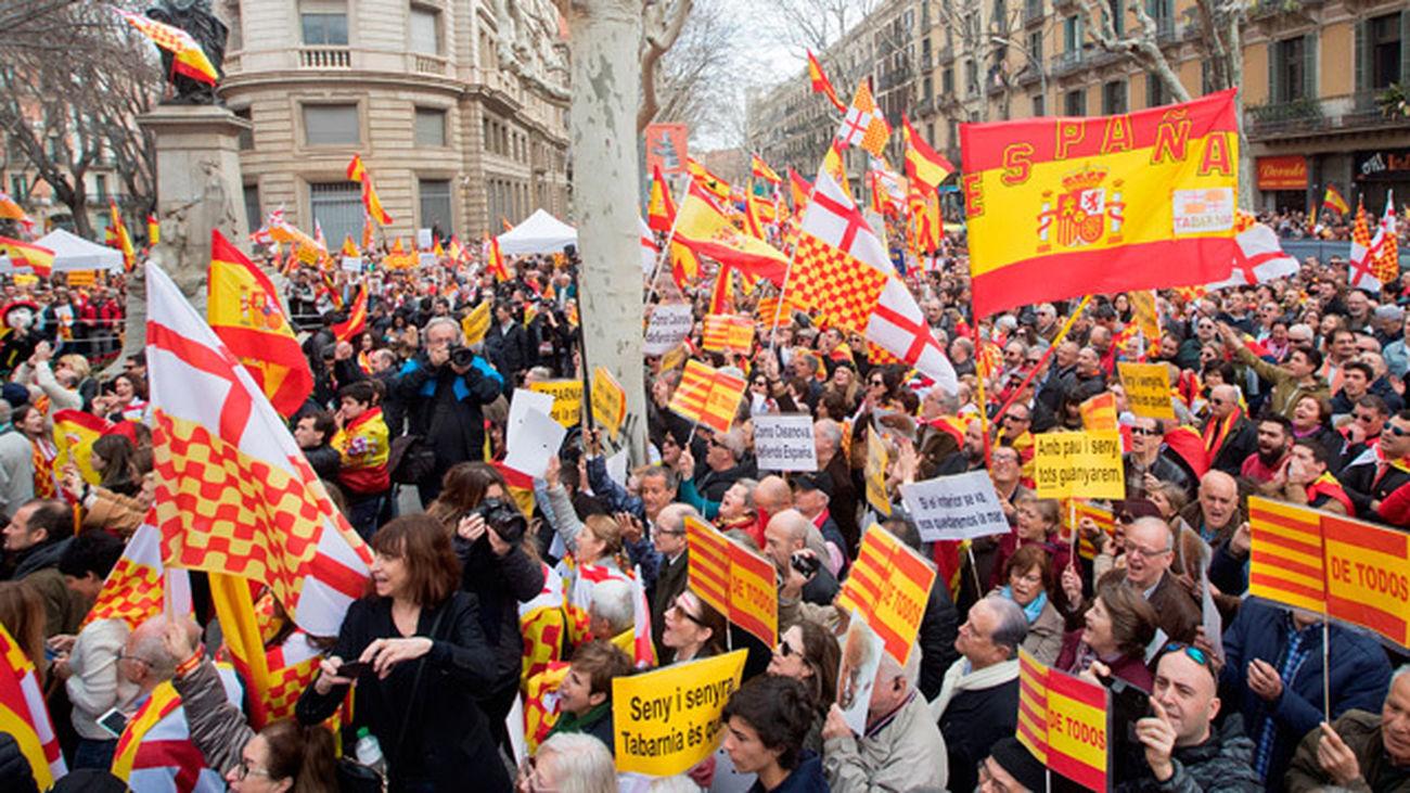 """Tabarnia advierte: """"Llegaremos tan lejos como el independentismo quiera llegar"""""""