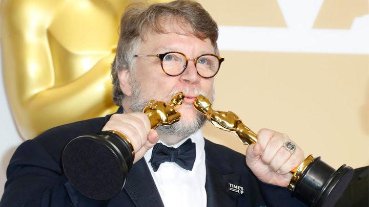 """Guillermo del Toro y """"La forma del agua"""", los grandes triunfadores en los Oscar"""
