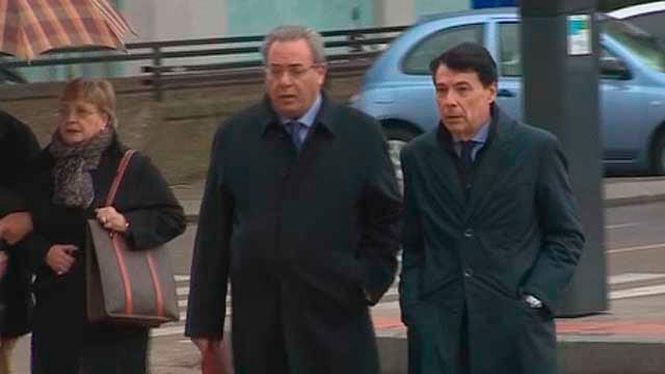 Ignacio González dice al juez que el PP nunca le pagó una campaña de imagen