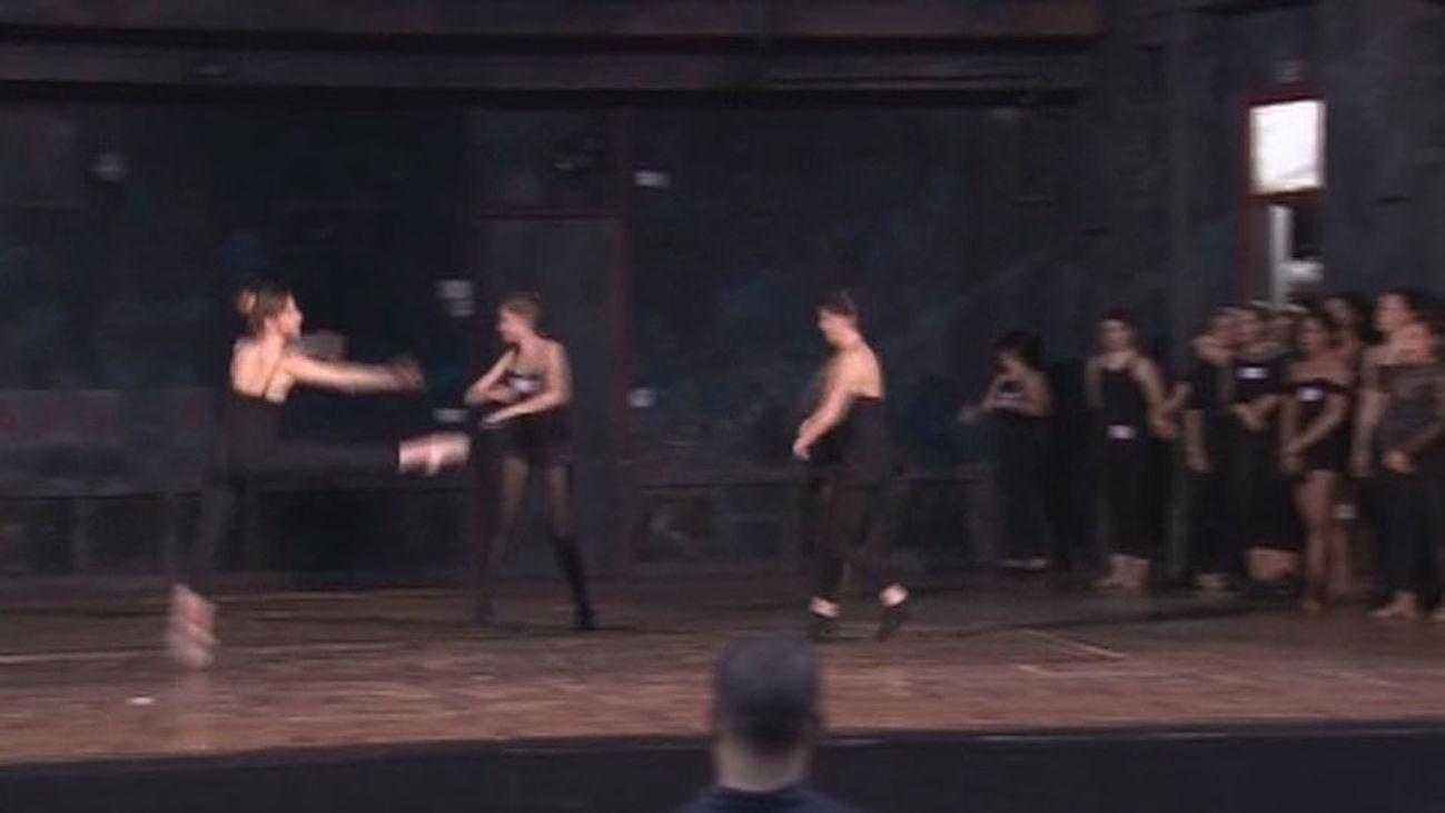 Más de 2.000 aspirantes luchan para estar en el elenco de West Side Story