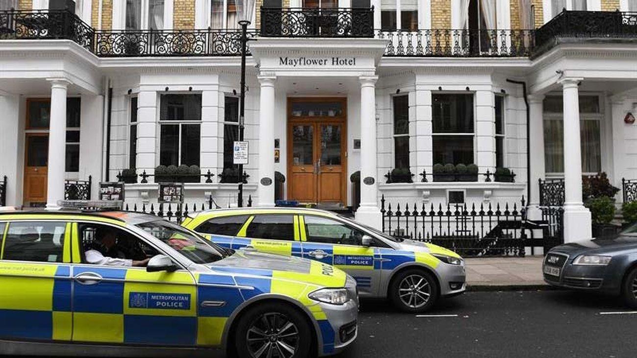 Un español muerto y otro en estado crítico en Londres por una posible intoxicación