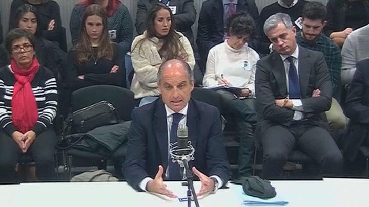 Camps afirma que Costa era el encargado de la economía del PP valenciano
