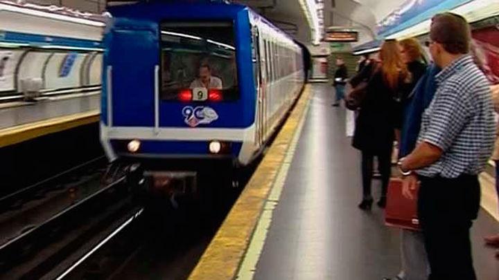 Metro refuerza el servicio de trenes con motivo de la final de la Copa del Rey