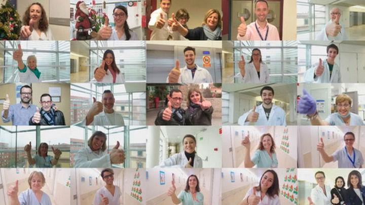 El Gregorio Marañón lanza un vídeo para  apoyar a los pacientes que esperan un trasplante