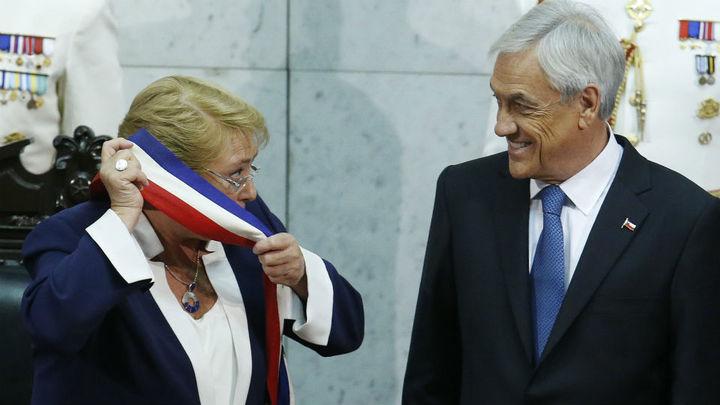Sebastián Piñera, investido presidente de Chile