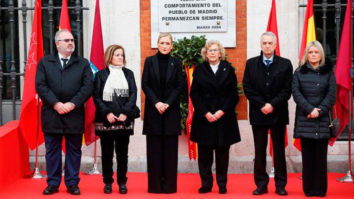 Madrid recuerda a las víctimas del 11M catorce años después de la masacre
