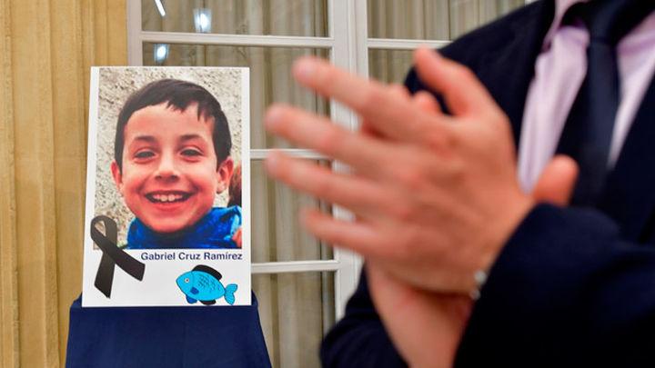 """La autopsia revela que el niño Gabriel Cruz murió """"una o dos horas después de comer"""""""