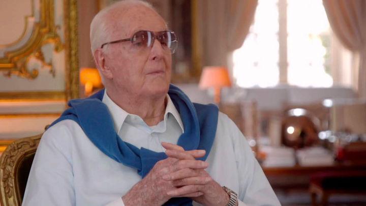 Fallece el legendario modisto francés Hubert de Givenchy a los 91 años