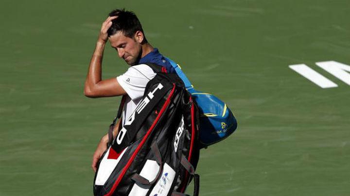 Djokovic no levanta cabeza