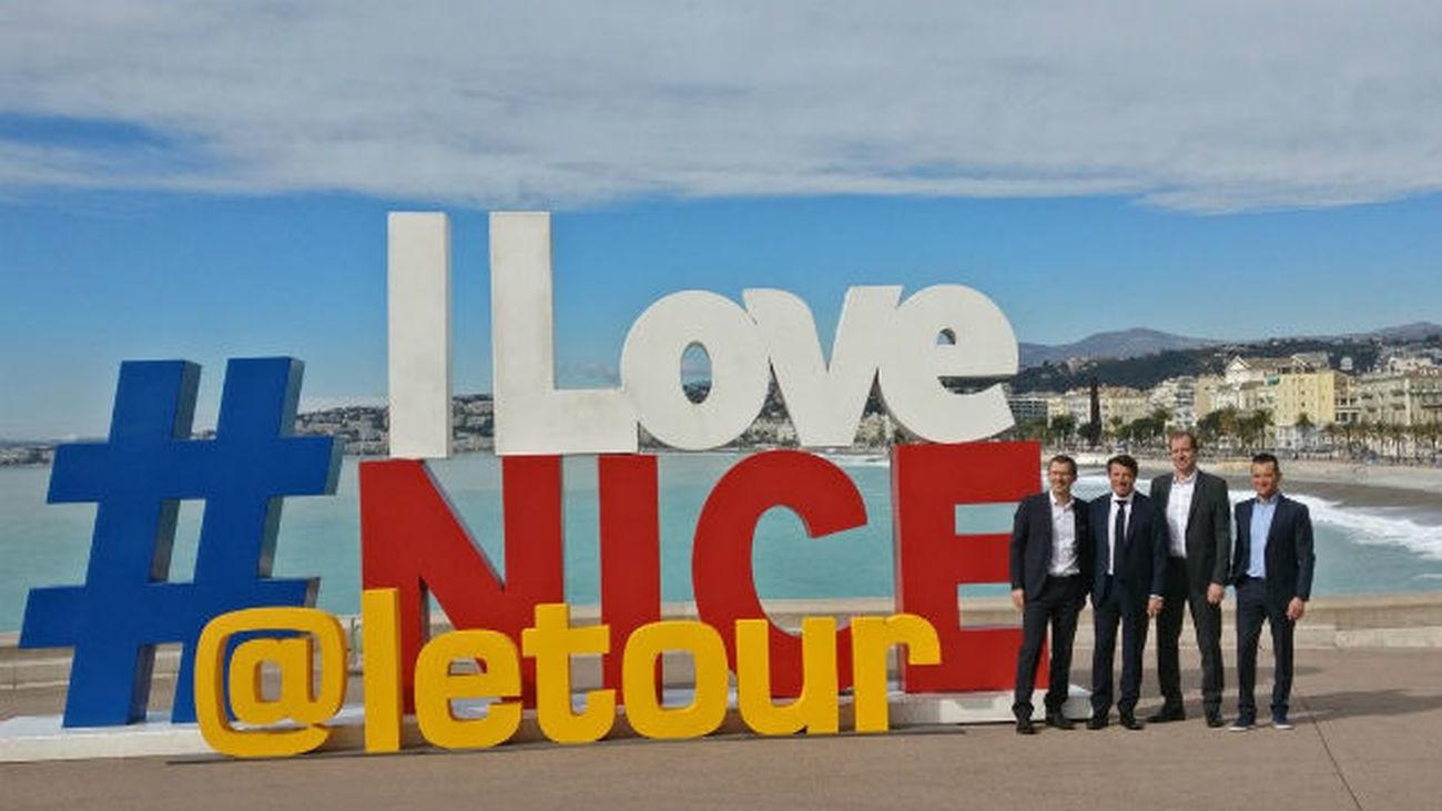 El Tour de Francia de 2020 saldrá de Niza