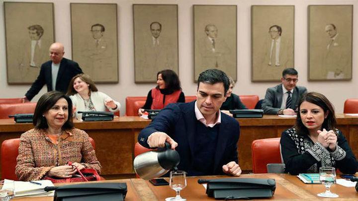 Malestar en el PSOE por el debate en el Congreso sobre la prisión permanente revisable