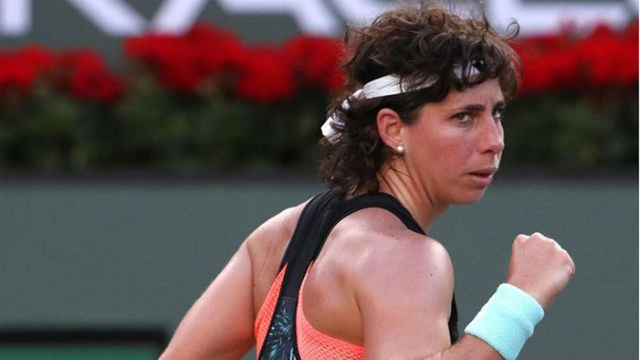 Indian Wells: Carla Suárez, a cuartos; Feliciano López, a octavos