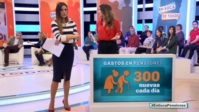Las pensiones en España, en cifras