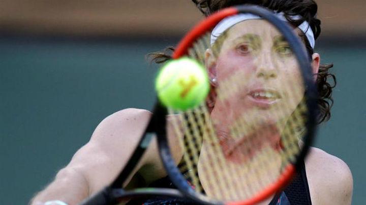 Indian Wells: Carla Suárez dice adiós en cuartos