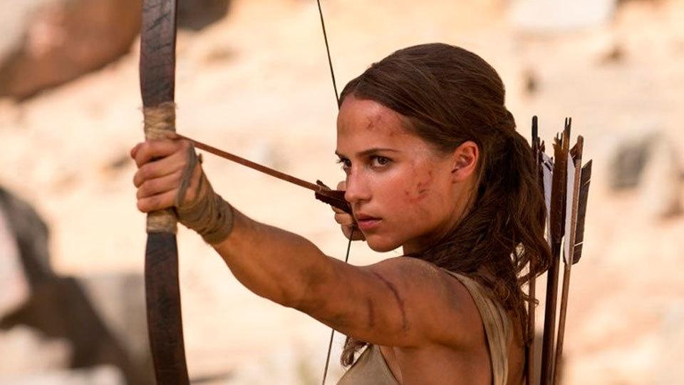 Llegan 'Tomb Raider', la comedia española 'La Tribu' y 'María Magdalena'